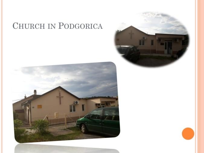 Chruch of Christs Gospel 1